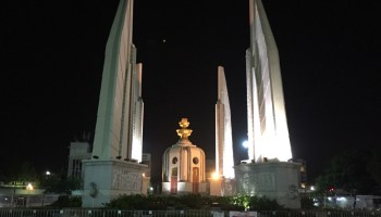 Bangkok's Democracy Monument - New Naratif
