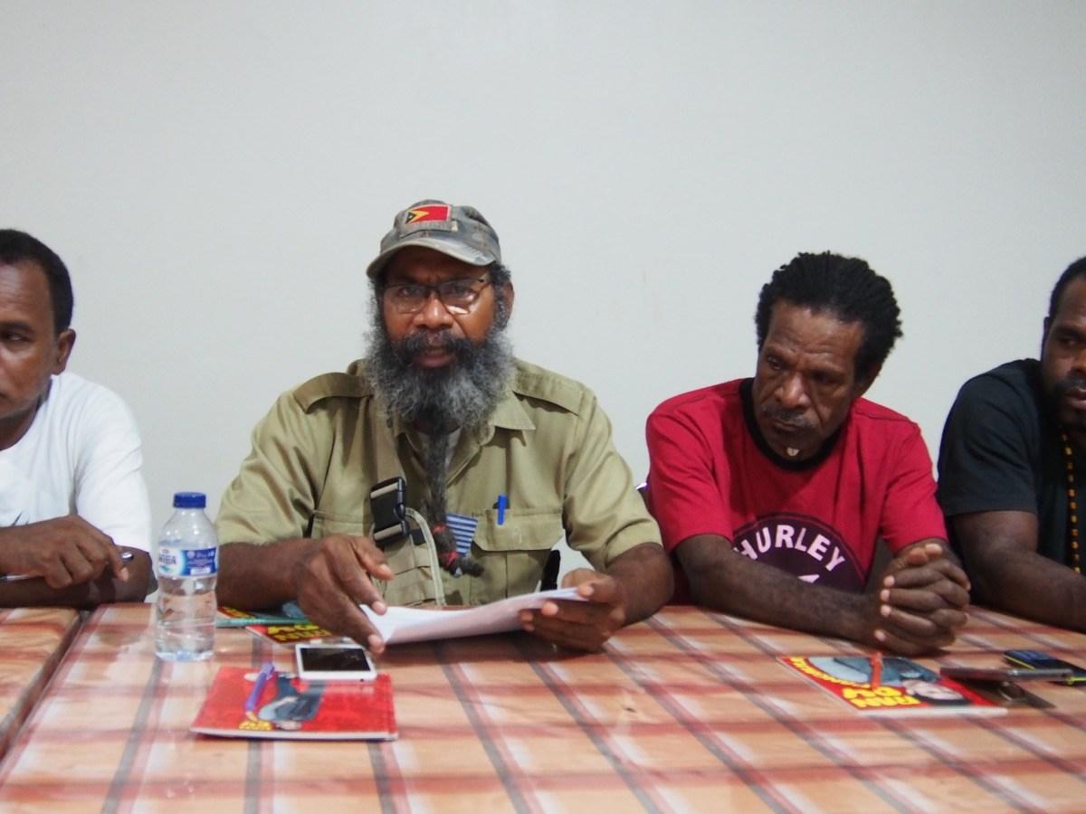 Papuan Political Prisoners - New Naratif