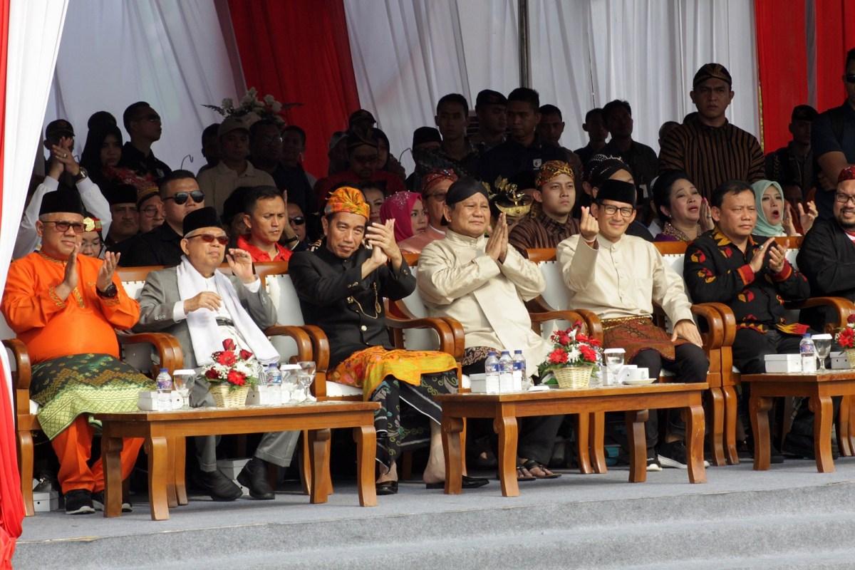 Indonesian elections 2019 - New Naratif