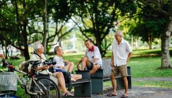 Seniors in Singapore - New Naratif