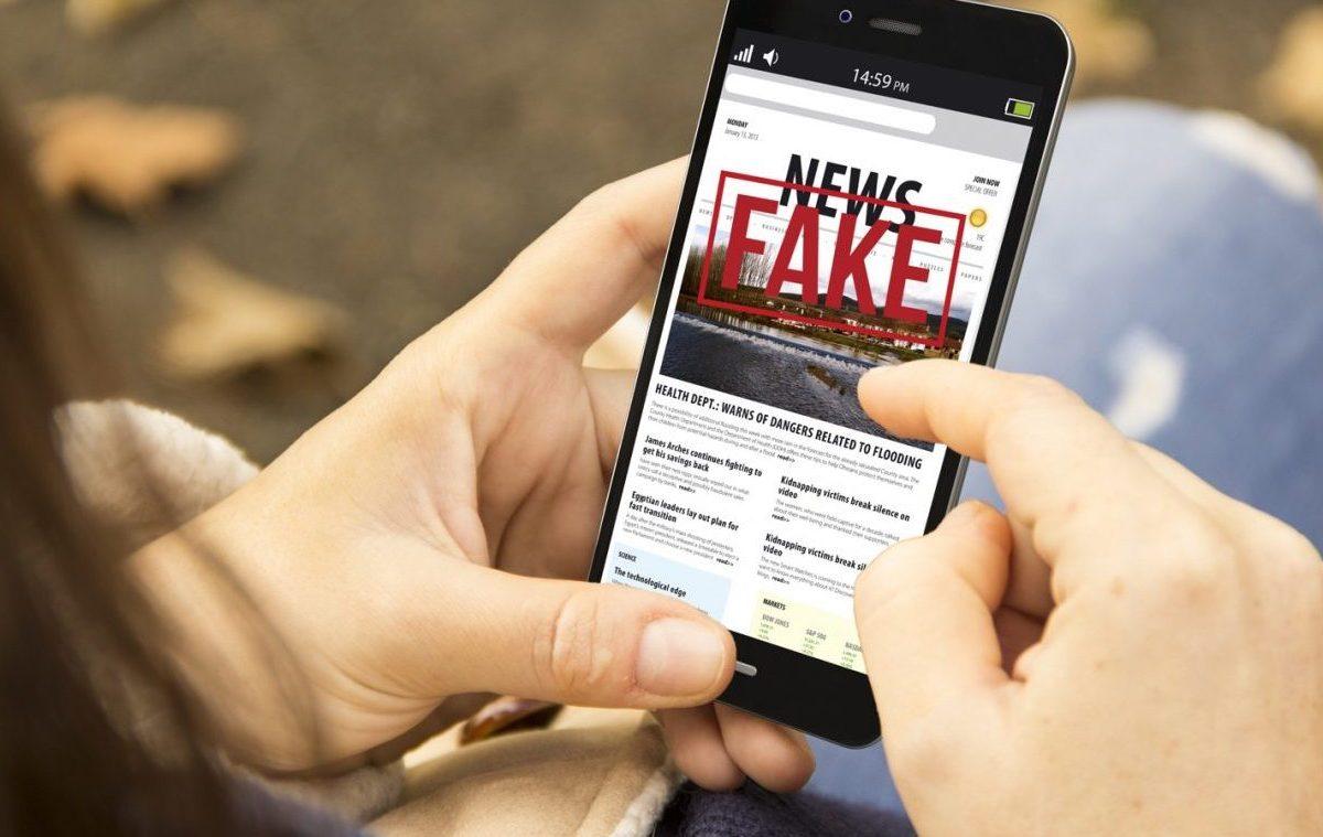 Fake News - New Naratif. Georgejmclittle / Shutterstock.com