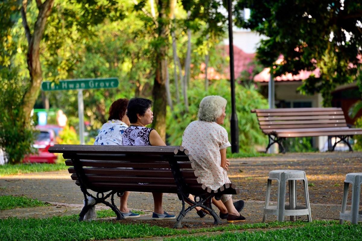 Elderly in Singapore - New Naratif