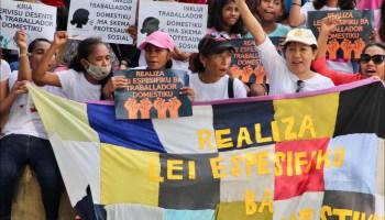 Domestic Workers in Timor Leste - New Naratif