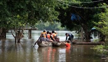 Ubon Flood - New Naratif