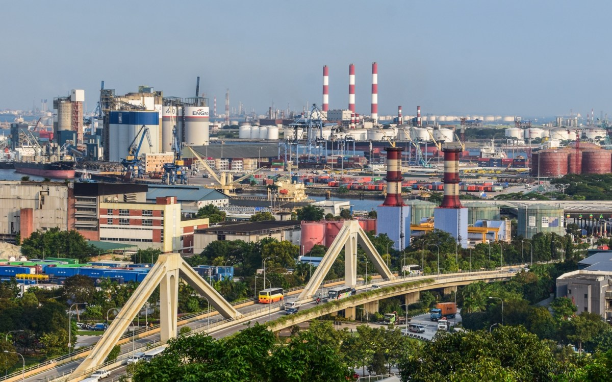 Jurong Industrial Zone - New Naratif