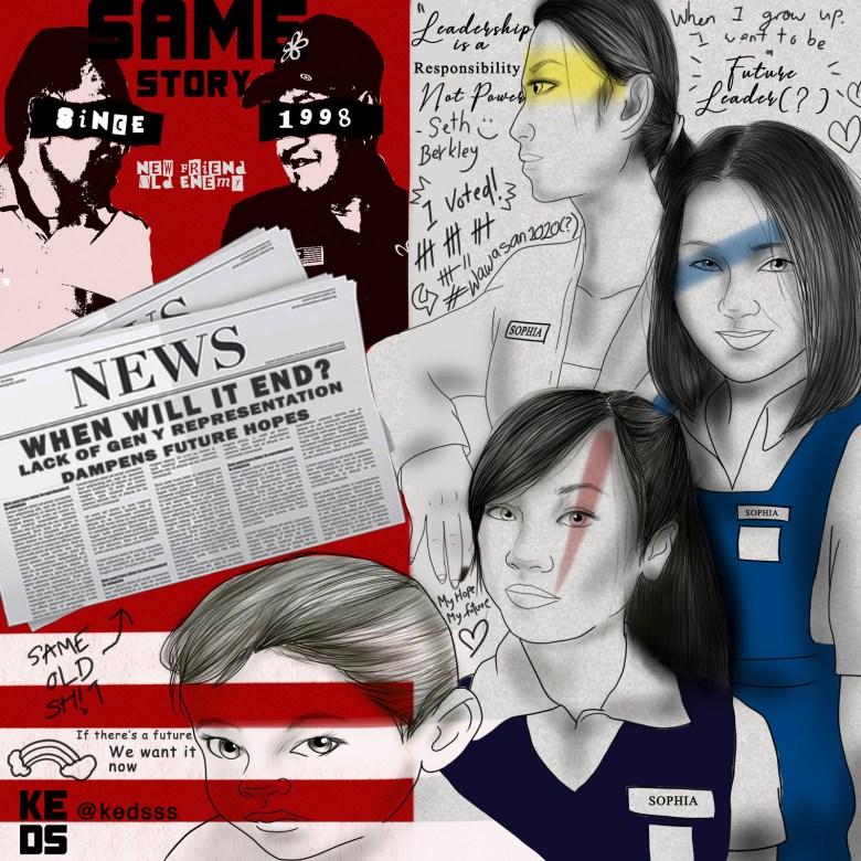 Generation Y: Will We Really Be Represented?by Kedung Ballang Kapong