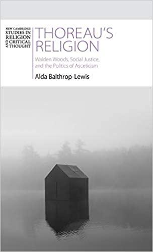 Balthrop-Lewis, Thoreau's Religion