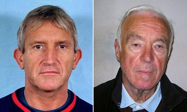 Кеннет Ной, слева, и Брайан Ридер. Фото: Kent Police/Metropolitan Police/PA