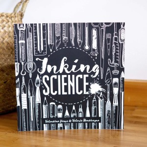 Inking Science Paperback