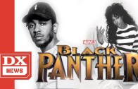 "Kendrick Lamar, SZA & TDE Spearhead ""Black Panther"" Album Soundtrack"
