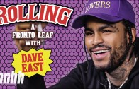 How to Roll a Fronto Leaf with Dave East   HNHH's How to Roll