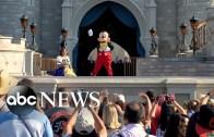 Disney theme parks, American landmarks close amid coronavirus l ABC News