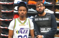Roddy rich goes shopping for sneakers with coolkicks