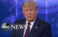 On ABC News town hall, Trump talks pandemic response, race relations and health care | Nightline