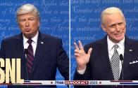 First Debate Cold Open – SNL