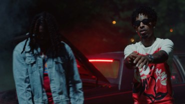Young Nudy – Child's Play (feat. 21 Savage) [Official Video]