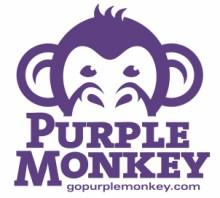 Purple-Monkey-Logo