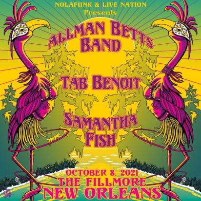 the fillmore new orleans jazz fest