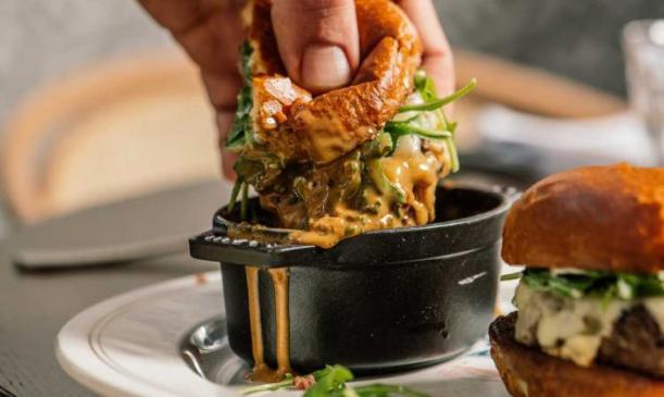 justine burger new orleans