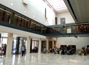 Bodleian Weston Library - Blackwell Hall