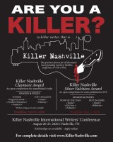 Killer Nashville 2020 Contests