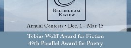 Bellingham Review Contest flier