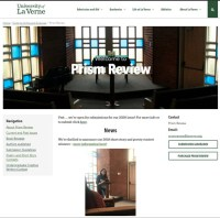 Prism Review Homepage