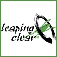 Leaping Clear - logo