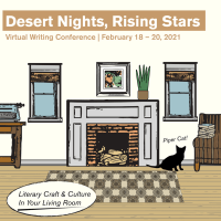 Desert Nights Rising Stars Writers Conference 2021