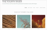 Screenshot of Fourth River Website