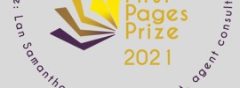 First Pages Prize 2021 banner