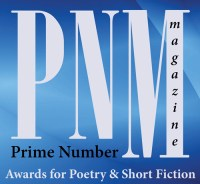 Prime Number Magazine Awards banner