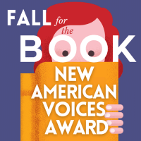 New American Voices Award 2021 banner