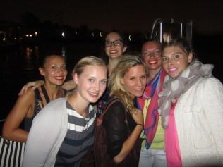 Mara, Ann-Christin, Cristina, Antonia, Francesca, Ligia