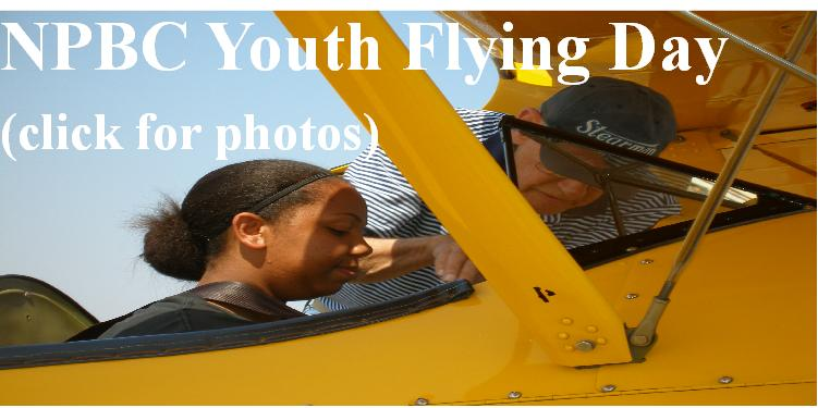 Young Eagle Flight Day