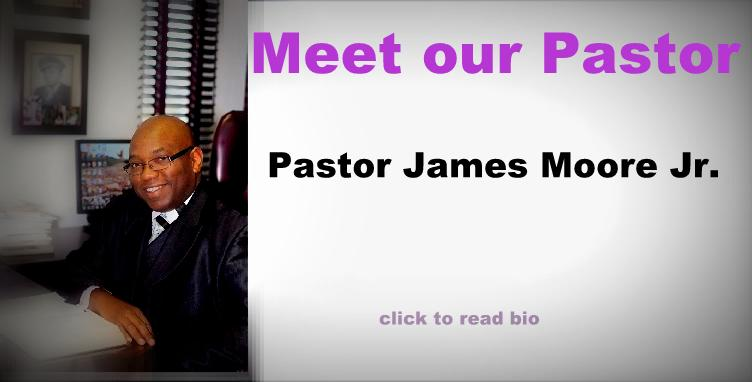 James Moore Jr., Pastor