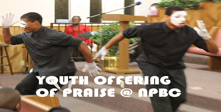 Offering Up Praise – June 20th 2014