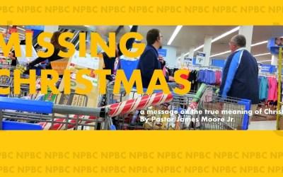 MISSING CHRISTMAS