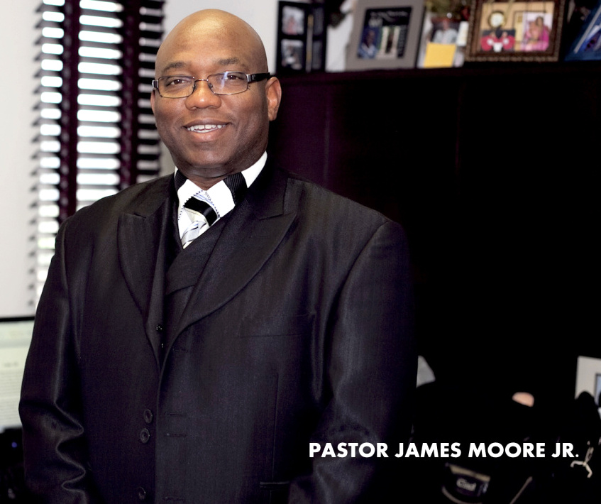 Pastor James Moore, Jr.