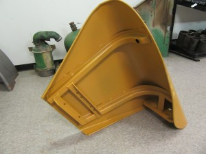 JD 2510-4020 FLAT TOP FENDERS