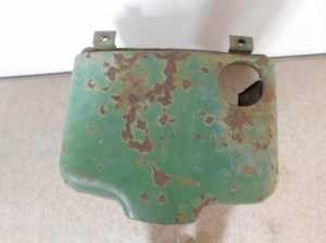 JD 430 FRONT NOSE 12062