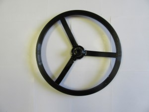 JD B UNSTYLED BO BR STEERING WHEEL  SW101