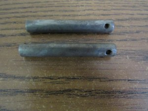 JD A B D G R 50-840 GOVERNOR WEIGHT PINS  9107B