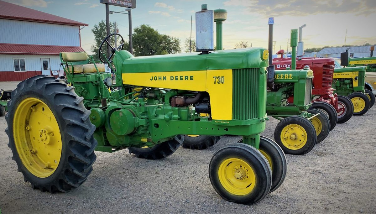 How to determine the value of your tractor