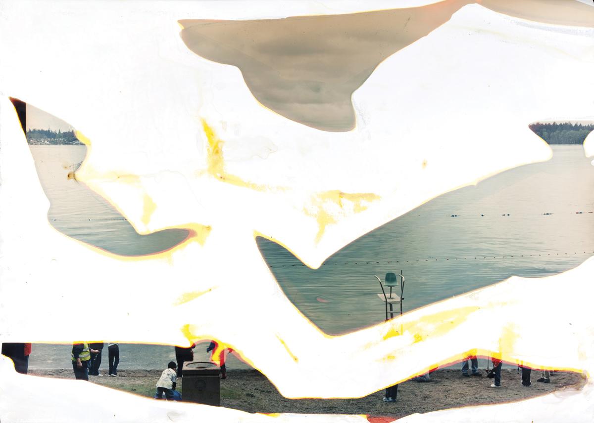 Matthew Brandt - American Lake, WA H4, 2011