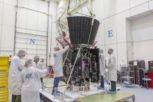 Parker Solar Probe construcción
