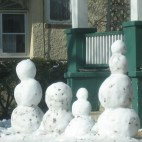 Snowmen2 Faceless