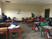 Girls' classroom