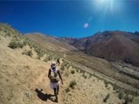 Hiking in Valle del Elqui