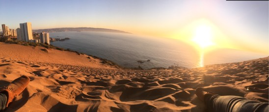 There happens to be some awesome sand dunes near my house